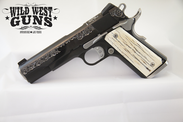 Custom Engraved 1911