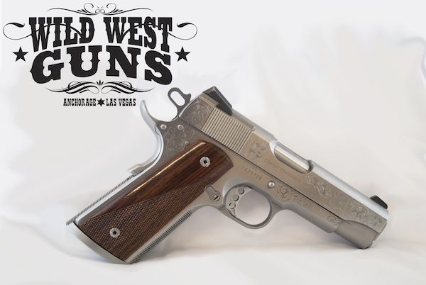 Custom Engraved COLT5