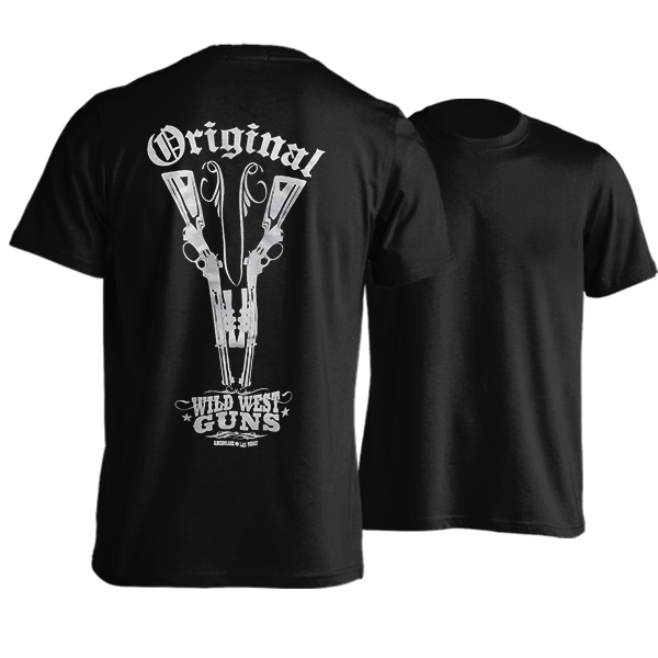 Original Copilot Tee Black
