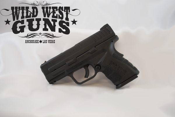 Springfield XDSC .45ACP 3.3 BLK