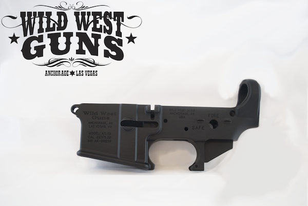 WWG AR-15 Lower Multi Cal 1