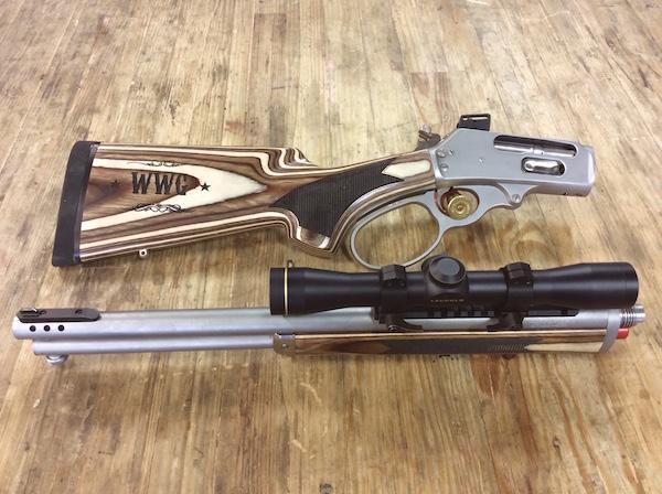 Custom Guns » Wild West Guns