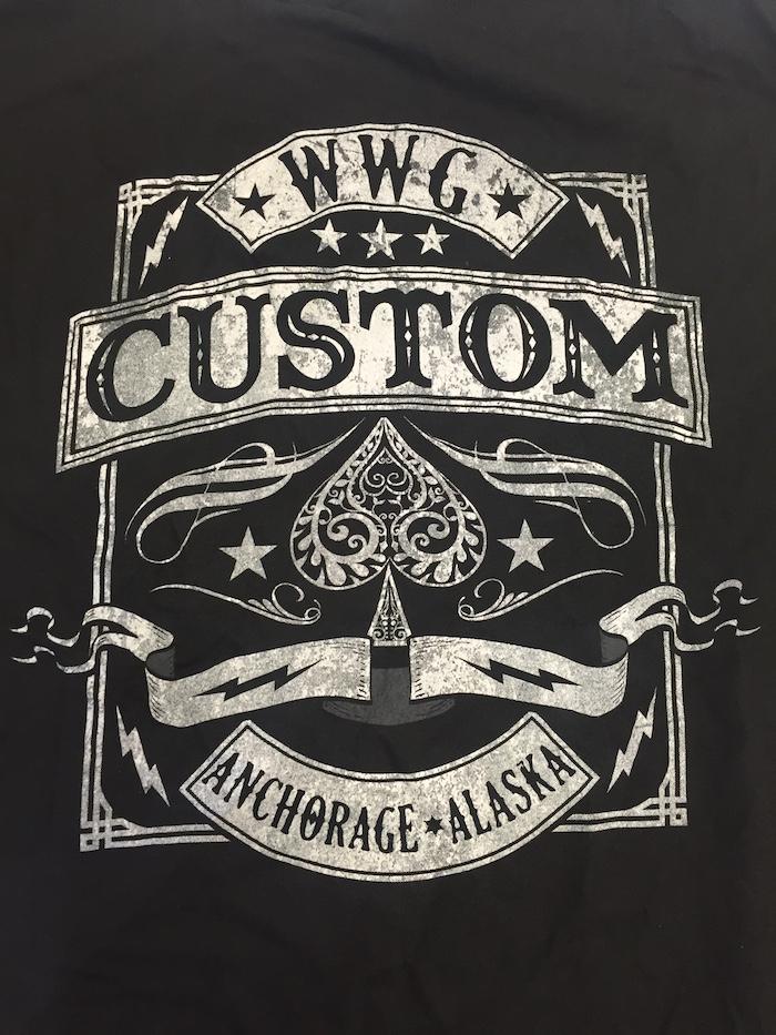 """WWG """"Custom"""" t-shirt » Wild West Guns e0b2e83d19d6"""