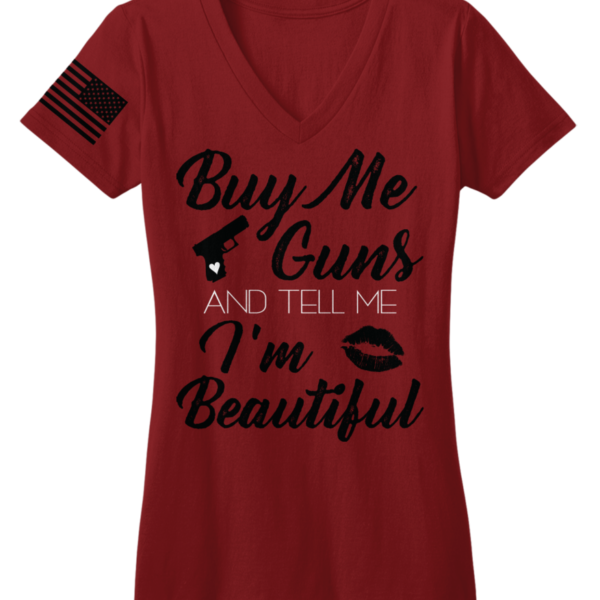 Buy_Me_Guns_Scarlet_V-Neck_1024x1024